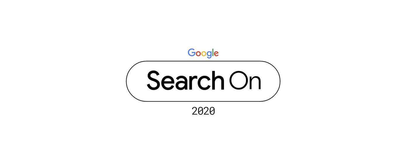 Search on 的發表會的重大更新